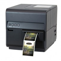 Swift Colour Card Inkjet Label Printer