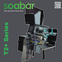 Soabar T2 Plus Series Thermal Washcare Printer