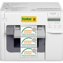 Full Colour Washcare Printer