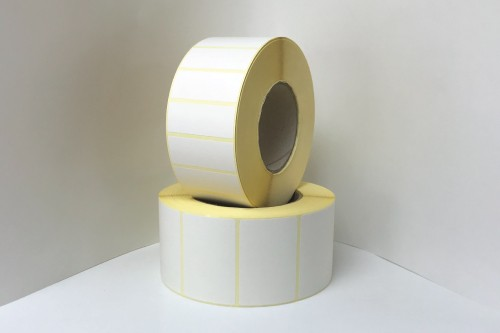 Label roll supplies